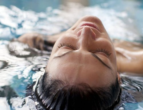 Is hydrotherapy any more effective than a long relaxing bath?
